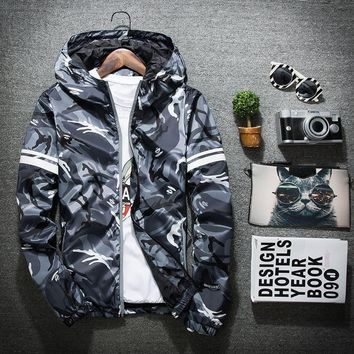2018 New Outdoor Sports Camouflage Fishing Clothing Men Fishing Shirts Breathable Quick Dry Fishing Jackets Clothes