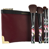 SEPHORA COLLECTION Gold Edged Brush Set