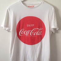 Topman Coca cola t-shirt size small from littlebutterfly