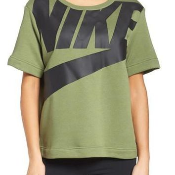 Sportswear Irreverent Graphic Tee
