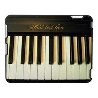 Me and my Piano_ Ipad Cover