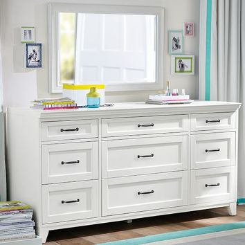 HAMPTON 9-DRAWER DRESSER