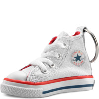 Converse - Chuck Taylor Sneaker Keychain - White