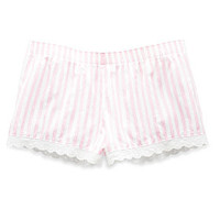 Mayfair Eyelet-trim Short - Victoria's Secret
