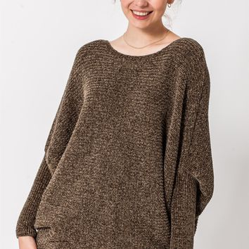 Our Love Sweater - Olive