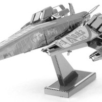 Metal Earth Mass Effect SR 2 Normandy Metal Model Kit