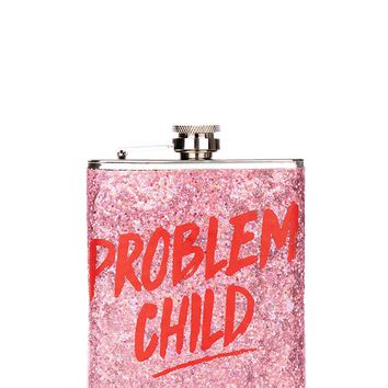 Problem Child Hip Flask