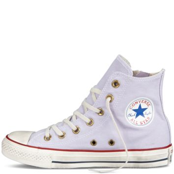Converse - Chuck Taylor Washed Side Zip - Hi - Iris Glow