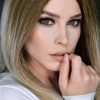 Long Sweety Futura-Ash Blonde Ombre Synthetic Lace Front Wig