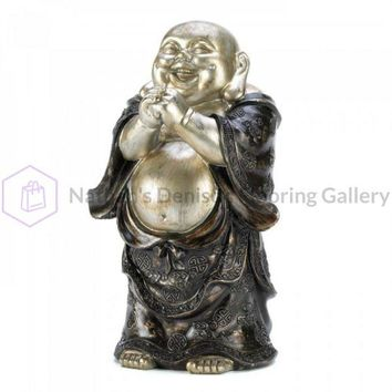 Standing Happy Buddha Figurine 10001153