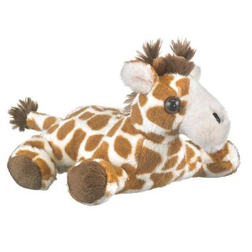 "7"" Giraffe Finger Puppets Stuffed Animals Conservation Collection"