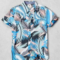 Vans Cosgrove Canton Stanton Floral Short-Sleeve Button-Down Shirt