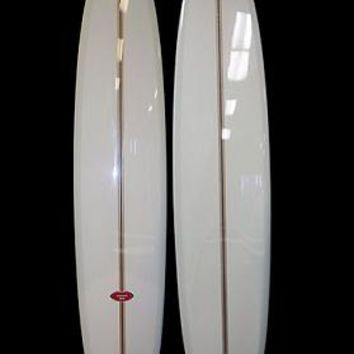 Bing Original Noserider 9'8 X 23 1/8 X 3 3/16 Surfboard w/ Glass-On Fi...
