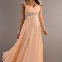 2015 Long Chiffon Bridesmaid Evening Formal Party Ball Gown Prom Wedding Dresses