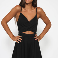 Sonny Angel Playsuit - Black