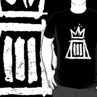 fall out boy / paramore shirt T-Shirts & Hoodies