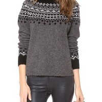 Joie Deedra Sweater | SHOPBOP | Use Code: INTHEFAMILY25 for 25% Off