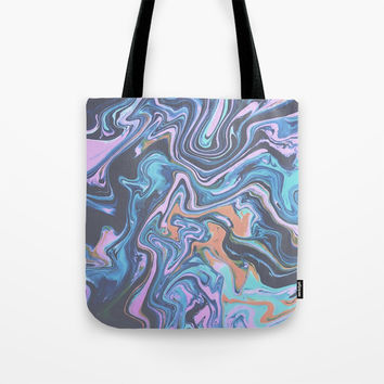 Party Crasher Tote Bag by DuckyB