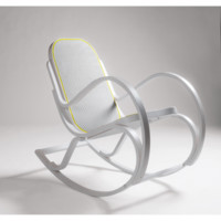ROCK ME WOODEN ROCKING CHAIR