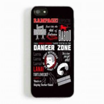 Call Kenny Loggins for iphone 5 and 5c case