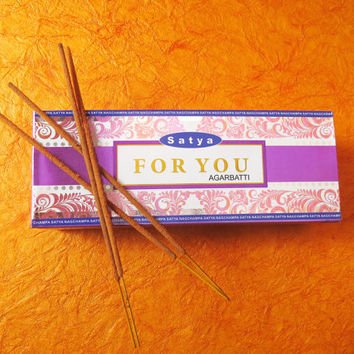 incense sticks For you fine fragrances Original, By Satya Brand WORLD'S FAMOUS , Hand rolled Ready to ship from India. export quality!