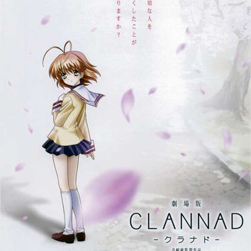 Clannad (Japanese) 11x17 TV Poster (2007)