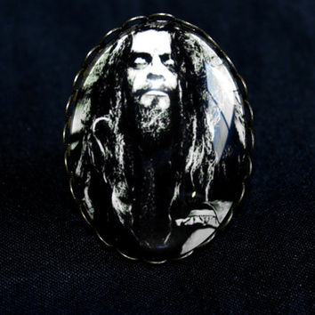 Rob Zombie Large Ring