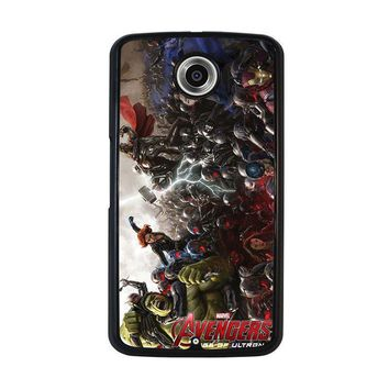 iron man age of ultron 2 nexus 6 case cover  number 1