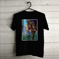 Disney Tangled Rapunzel and Flynn Custom T-shirt | Men T-shirt | Woman T-shirt | Tank Top | Shirts