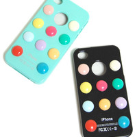 Candy Buttons iPhone Case - $24.99 : Spotted Moth, Chic and sweet clothing and accessories for women