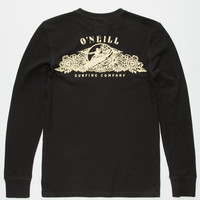 O'neill Islander Mens Thermal Black  In Sizes