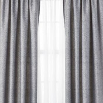 Perfect Grey Window Panel Set of 2