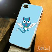 Fairy Tail Happy iPhone 4 5 5C SE 6 Plus Case