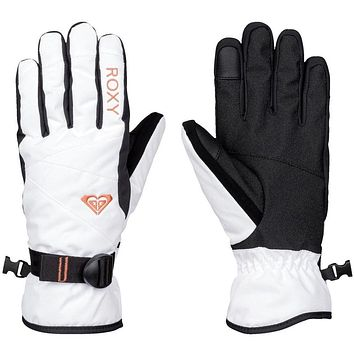 Roxy Jetty Solid Snow Gloves