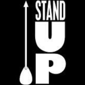 Paddleboard SUP Stand Up Vinyl Car/Laptop Decal