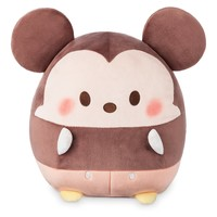 Disney Mickey Mouse Ufufy Backpack Plush New with Tags