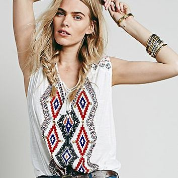 Free People Womens Cusco Top