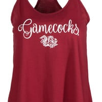 NCAA- South Carolina Gamecocks Lamp Shade Tank
