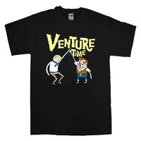 Venture Time T-shirt unisex adults
