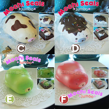Squishy Jumbo Royal Soft : Royal Soft *Mini* Loaf of Bread Squishy ~ from kawaii-land.com