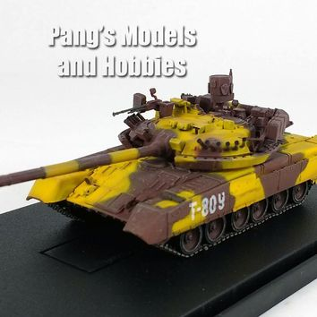 T-80 (T-80UM1) Russian Army 2009 - 1/72 Scale Model by Modelcollect