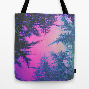 Crossover Tote Bag by DuckyB (Brandi)