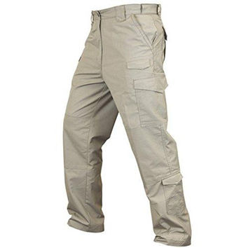 Tactical Pants Color- Khaki (38W X 32L)