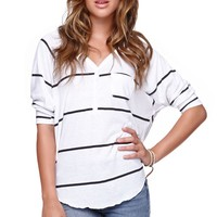 Billabong Draw The Line Top - Womens Tee