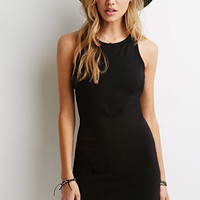 Stretch Knit Bodycon Dress