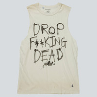 DFD Tank Top (Cream)