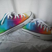 Tie dye shoes - Going Fast
