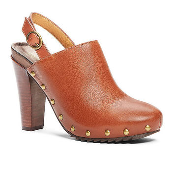 Kenneth Cole Reaction Look Away Studded Clogs | Dillards