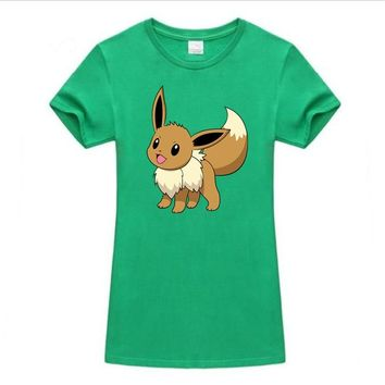 Eevee Art - Pokémon T-Shirt