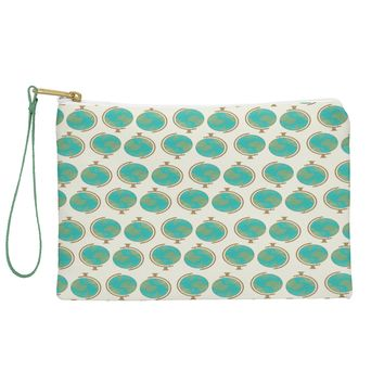 Allyson Johnson Cute Little Globes Pouch